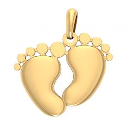 Złoty wisiorek RĘKAWICA BOKSERSKA pr. 333