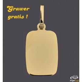 ZŁOTY NIEŚMIERTELNIK Z ŻÓŁTEGO ZŁOTA PR. 585 + GRAWER GRATIS!